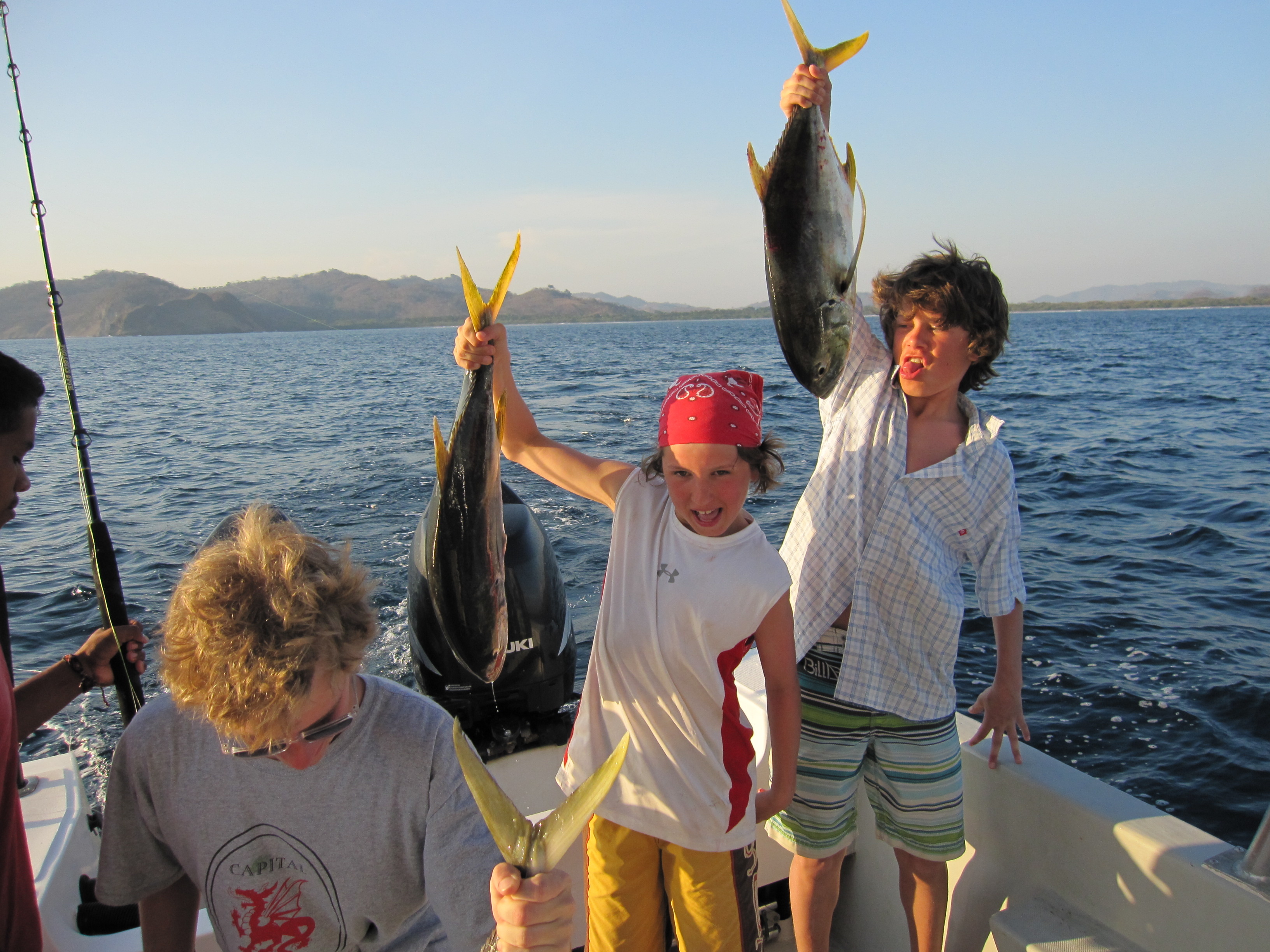 Coastal fishing in southwestern nicaragua mangorosanicaragua jack crevalle is a marine fish typically found in tropical warm waters this ones a powerful fighter and you may find yourself a little tired after the solutioingenieria Gallery