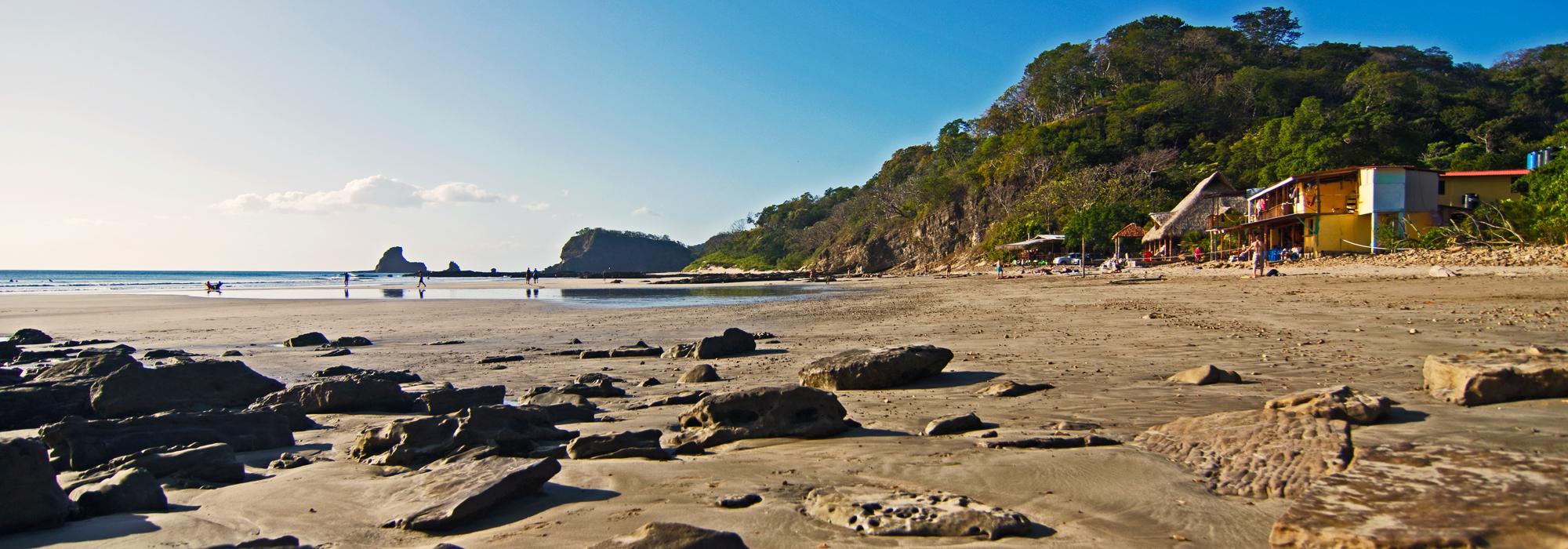 beach front at mango rosa